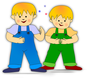 2 Jungen
