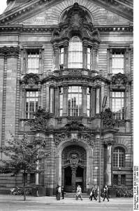 Kriminalgericht Berlin-Moabit Bundesarchiv, B 145 Bild-F088483-0018 / Thurn, Joachim F. / CC-BY-SA
