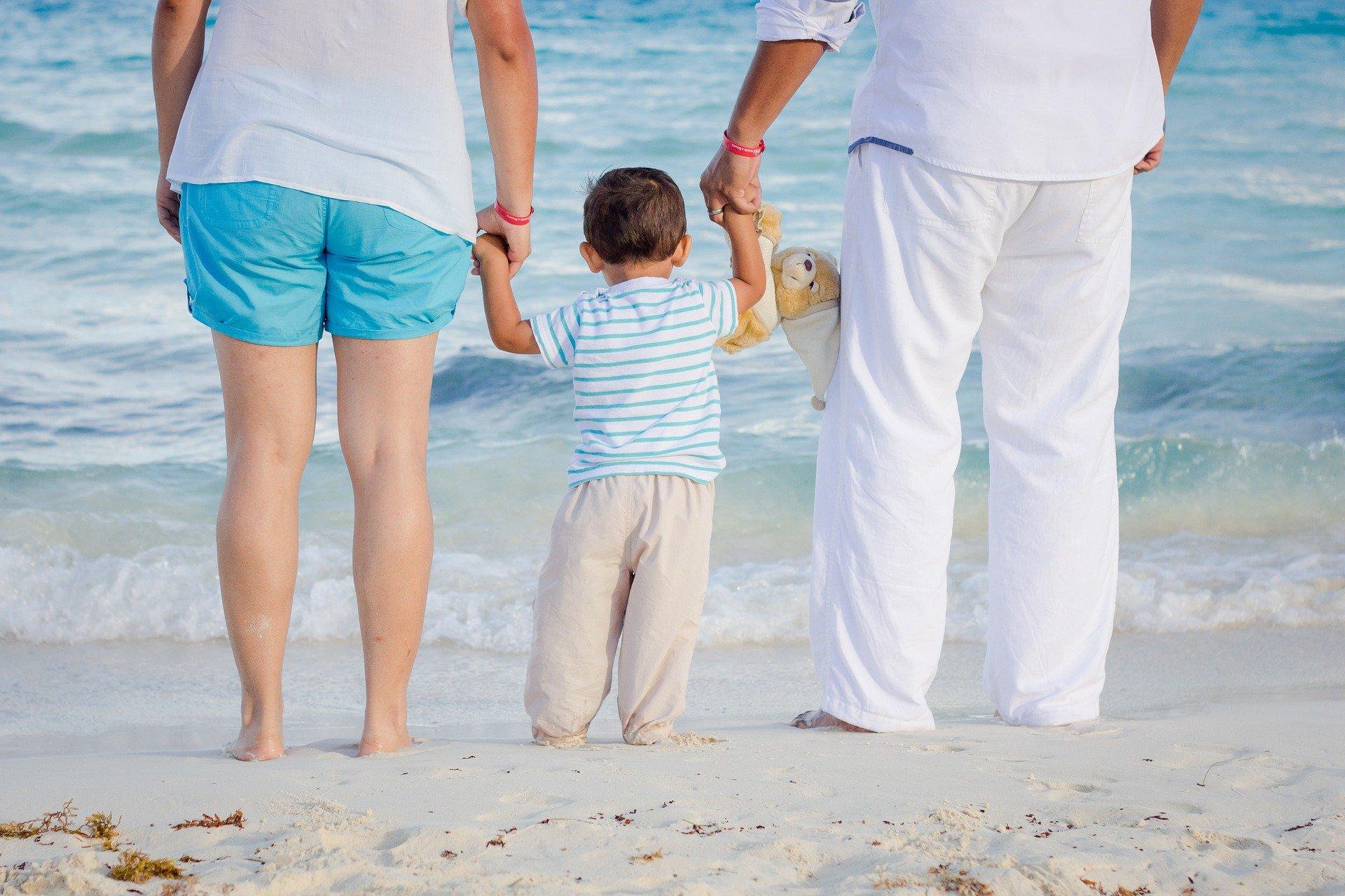 Famile Strandferien