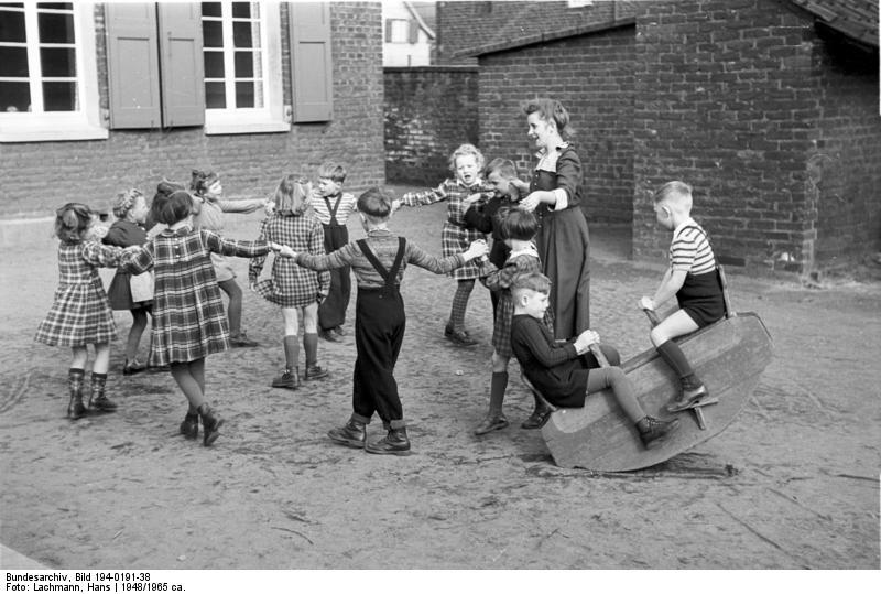 Kindergarten, Kinderheim